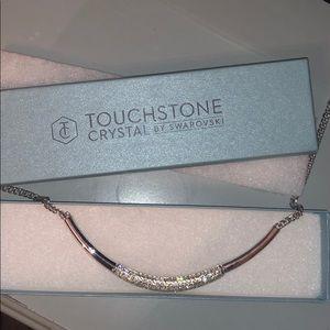 Touchstone Crystal Choker Necklace by Swarovski